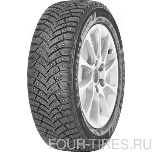 Michelin X-Ice North 4 215/60R17 100T