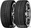 Michelin Pilot Alpin 4 295/30R19 100W