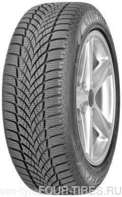 Goodyear 235/45R17 97T XL UltraGrip Ice 2 FP M+S