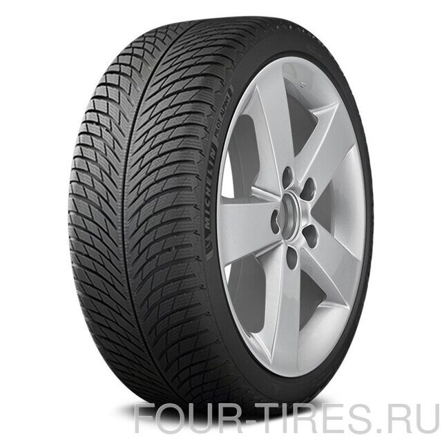 Michelin Pilot Alpin 5 225/40R18 92W